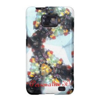 Bejeweled Kaleidescope 56 (personalized) Galaxy SII Cases