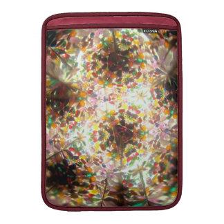 "Bejeweled Kaleidescope for April 13"" MacBookSleeve MacBook Sleeve"