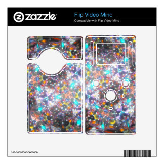 Bejeweled Kaleidescope for July Flip Video Mino Decals
