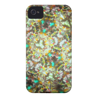 Bejeweled Kaleidescope for March iPhone 4 Case-Mate Case