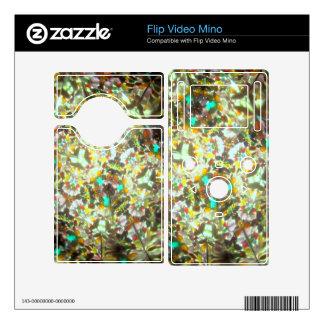 Bejeweled Kaleidescope for March Skins For Flip Mino