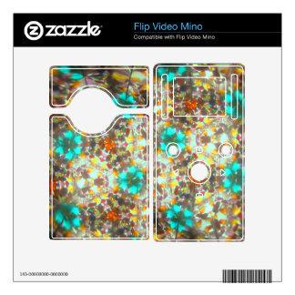 Bejeweled Kaleidescope for November Flip Video Flip Video Mino Decals