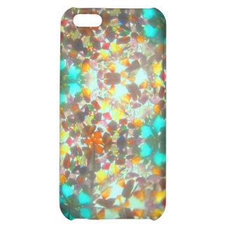 Bejeweled Kaleidescope for November Cover For iPhone 5C
