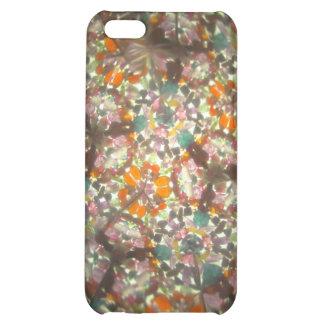 Bejeweled Kaleidescope for October iPhone 5C Case