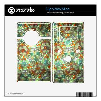 Bejeweled Kaleidescope for September Decal For Flip Mino