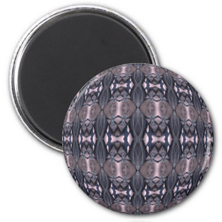 Bejewelled Belly Kaleidoscope Mandala Magnet