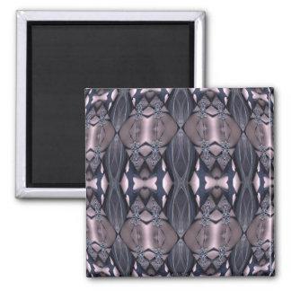 Bejewelled Belly Kaleidoscope Mandala Magnets