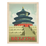 Bejing, China Postcard