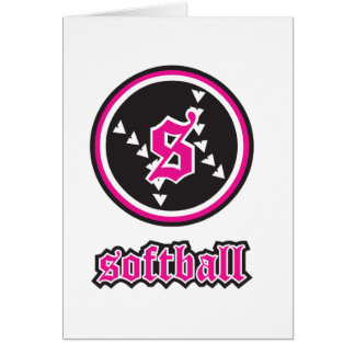 Beka Softball Card