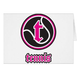 Beka Tennis Card