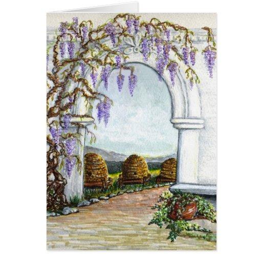 bekeeper's garden card