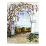 bekeeper's garden postcard