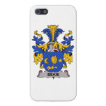 Bekis Family Crest Case For iPhone 5