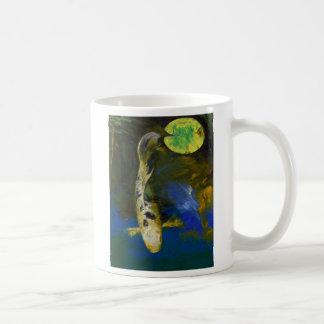 Bekko Butterfly Koi Mug