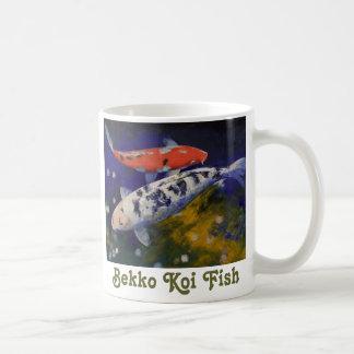 Bekko Koi Fish Mug