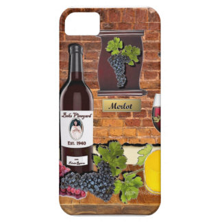 Beko Vineyard iPhone 5 Case