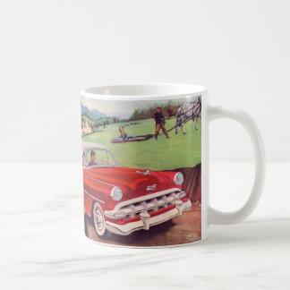 Bel Air 1954 de Chevrolet Taza De Café