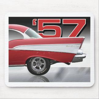 Bel Air 1957 de Chevy Alfombrilla De Raton