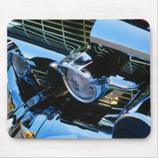 Bel Air clásico 1957 de Chevy del rojo del Mousepad