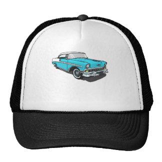 Bel Air de Chevy - azul Gorra