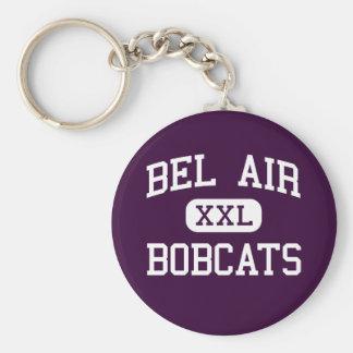 Bel Air - linces - High School secundaria - Bel Ai Llavero Personalizado