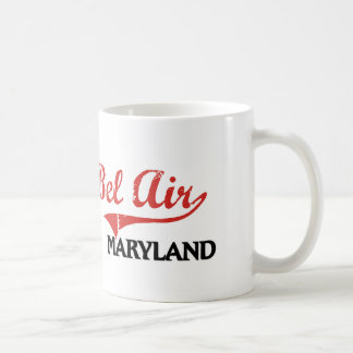 Bel Air Maryland City Classic Coffee Mug