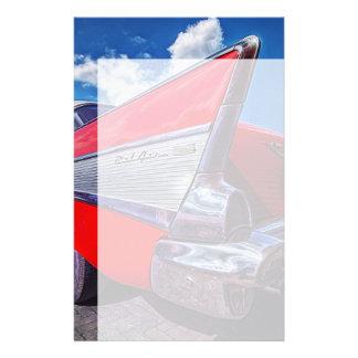 Bel Air rojo Papeleria De Diseño