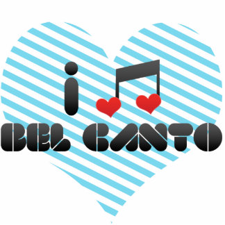 Bel Canto Cut Out