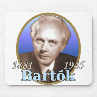 Bela Bartok Mouse Pad