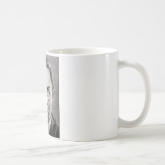 Bela Lugosi Classic White Coffee Mug