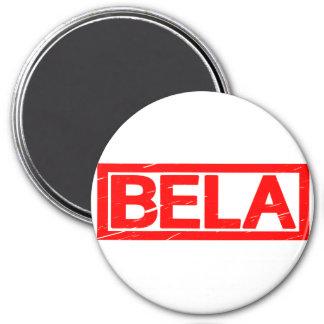 Bela Stamp Magnet