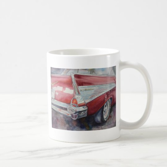 Belair Behind Coffee Mug