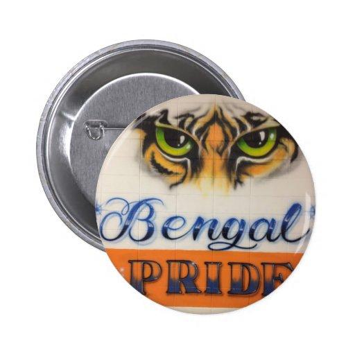 Belaire Bengals Pin