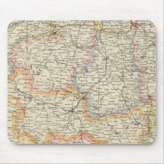 Belarus and Ukraine Mouse Pad