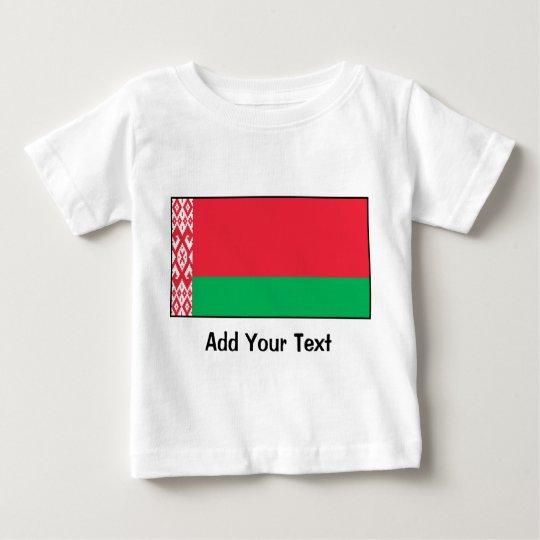 Belarus – Belarusian Flag Baby T-Shirt