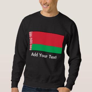 Belarus – Belarusian Flag Pullover Sweatshirt