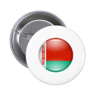 Belarus Pinback Buttons