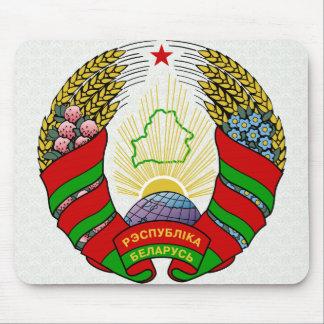 Belarus Coat of Arms detail Mousepads