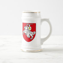 Belarus Coat of Arms Mug