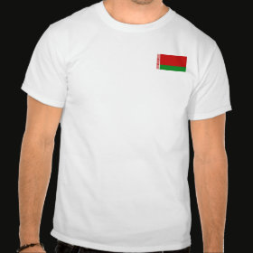 Selected Belarus T-Shirt Front