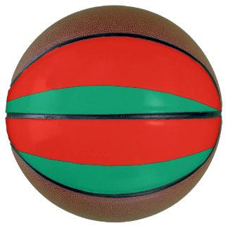 Belarus Flag Basketball
