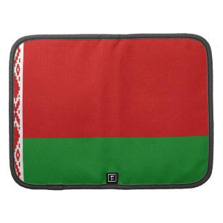 Belarus Flag Folio Organizer