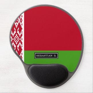 Belarus Flag Gel Mouse Pad