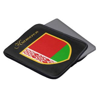 Belarus Flag Laptop Computer Sleeves
