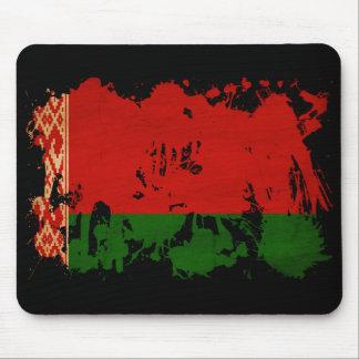Belarus Flag Mouse Pad