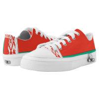Belarus Flag - Printed Shoes