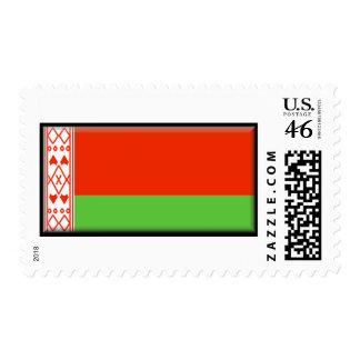 Belarus Flag Postage Stamp