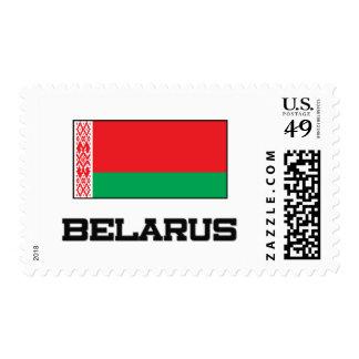 Belarus Flag Postage