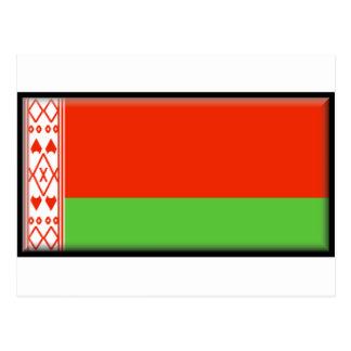 Belarus Flag Postcards