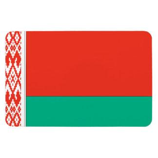Belarus Flag Rectangular Photo Magnet